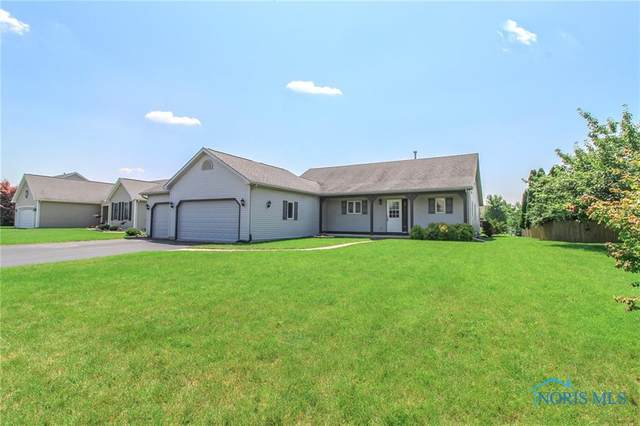 3197 Steeple Chase Lane, Perrysburg, OH 43551 (MLS #6074556) :: Key Realty