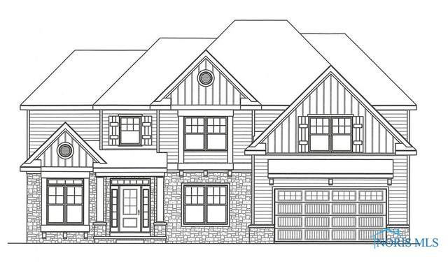 5542 Wood Trace Court, Sylvania, OH 43560 (MLS #6074562) :: Key Realty