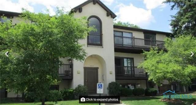 1664 Brownstone Boulevard #411, Toledo, OH 43614 (MLS #6074568) :: Key Realty