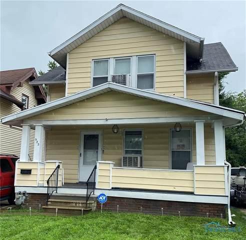 532 Durango Drive, Toledo, OH 43609 (MLS #6074607) :: iLink Real Estate