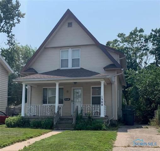 1508 Albert Street, Toledo, OH 43605 (MLS #6074628) :: iLink Real Estate