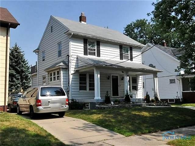 613 Lodge Avenue, Toledo, OH 43609 (MLS #6074636) :: Key Realty