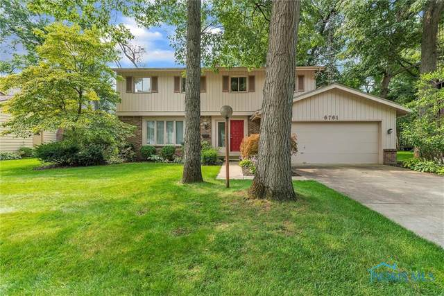 6761 Gaines Mill Drive, Sylvania, OH 43560 (MLS #6074643) :: Key Realty