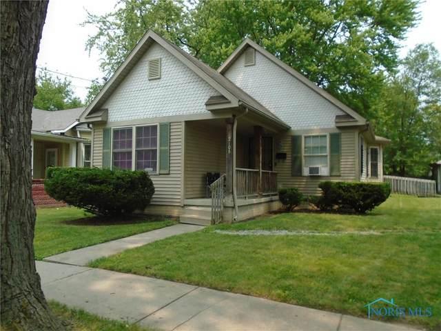 2106 Walnut Street, Toledo, OH 43608 (MLS #6074649) :: CCR, Realtors