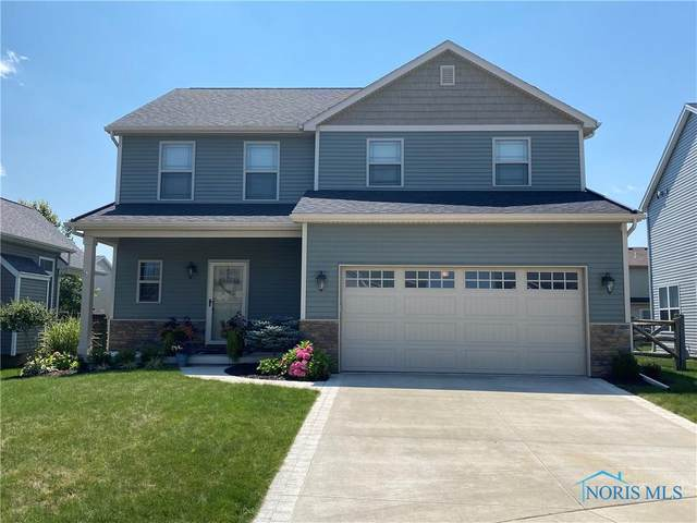 8907 Red Hawk Court, Sylvania, OH 43560 (MLS #6074651) :: RE/MAX Masters