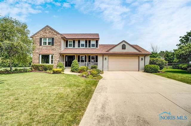 1001 Sunset Drive, Findlay, OH 45840 (MLS #6074675) :: RE/MAX Masters