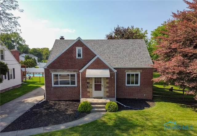 804 Eagle Point Road, Rossford, OH 43460 (MLS #6074717) :: Key Realty