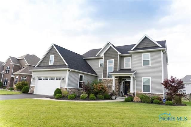 2854 Woods Edge Road, Perrysburg, OH 43551 (MLS #6074810) :: Key Realty