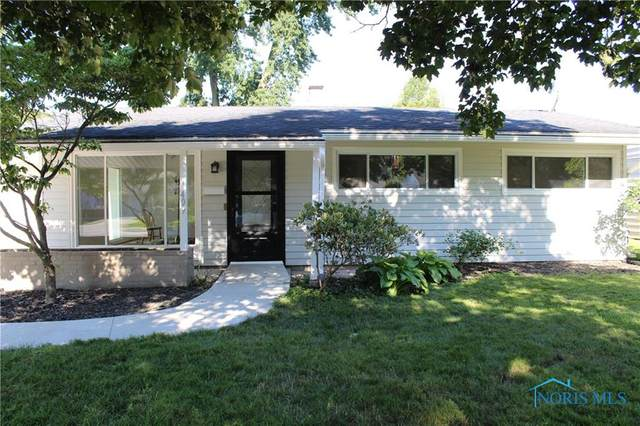 1409 Eastfield Drive, Maumee, OH 43537 (MLS #6074842) :: Key Realty