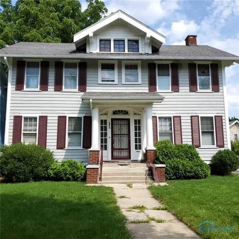 2852 Parkwood Avenue, Toledo, OH 43610 (MLS #6074853) :: RE/MAX Masters