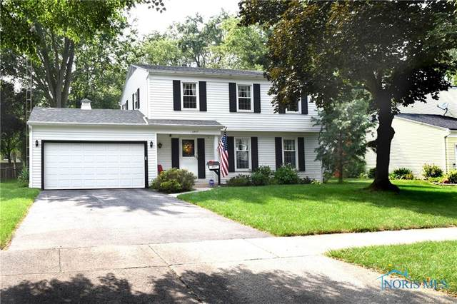 2417 Carriage Drive, Toledo, OH 43615 (MLS #6074854) :: Key Realty