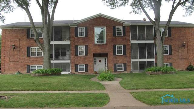 5533 Cresthaven Lane #2, Toledo, OH 43614 (MLS #6075090) :: Key Realty