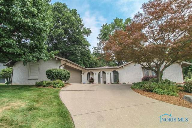 6804 Hickory Hill Drive, Maumee, OH 43537 (MLS #6075111) :: Key Realty