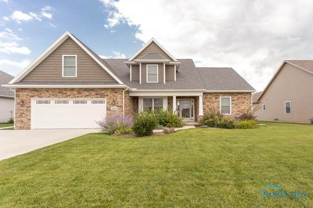 7465 Peppergrass Crossing, Maumee, OH 43537 (MLS #6075128) :: Key Realty
