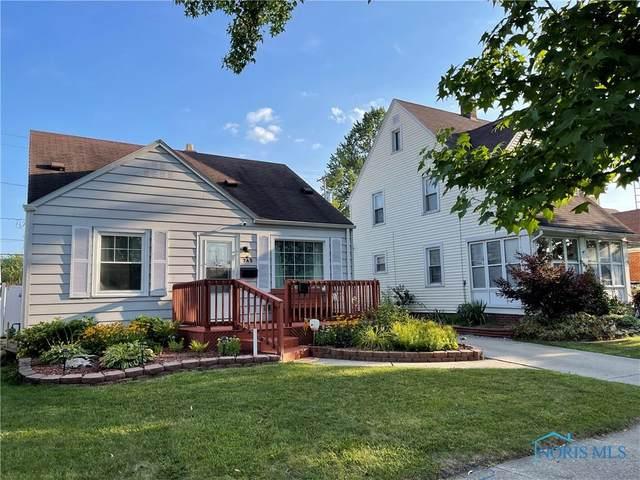 745 Cloverdale Road, Toledo, OH 43612 (MLS #6075133) :: Key Realty