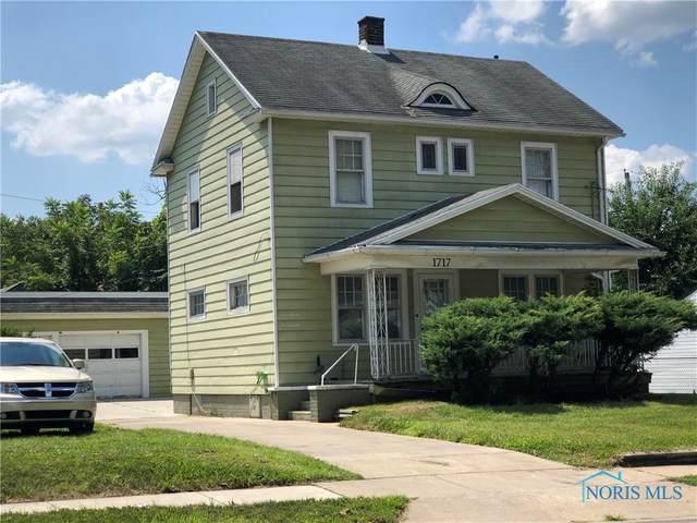 1717 Berdan Avenue, Toledo, OH 43613 (MLS #6075142) :: Key Realty