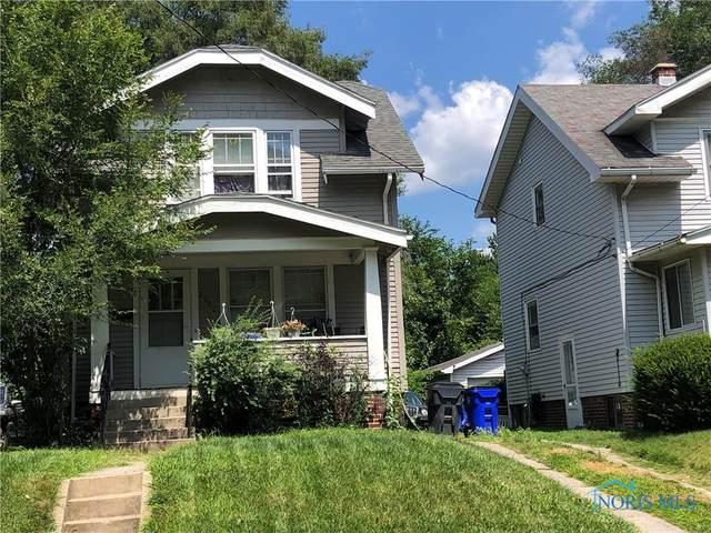 2052 Mansfield Road, Toledo, OH 43613 (MLS #6075146) :: Key Realty