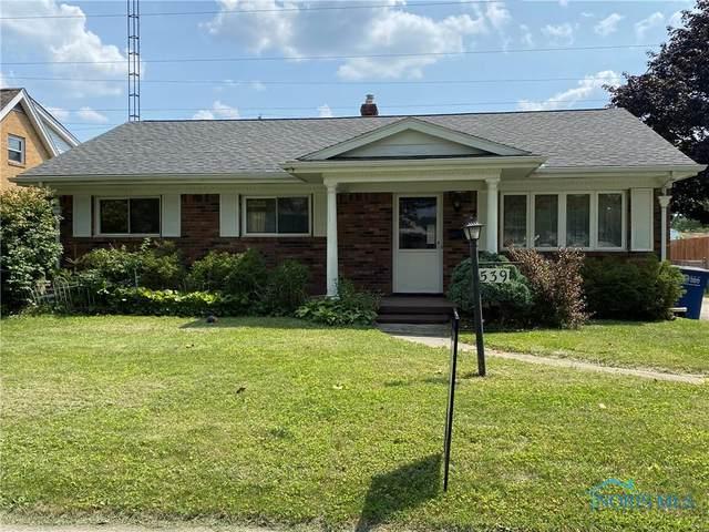 539 Regina Parkway, Toledo, OH 43612 (MLS #6075181) :: Key Realty