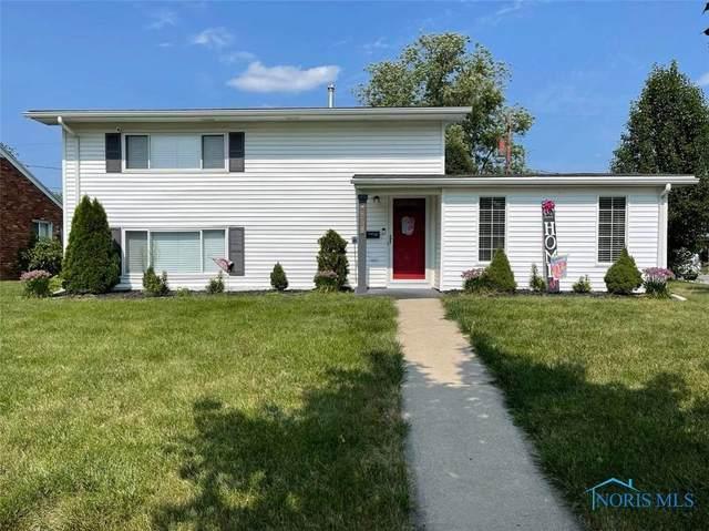 1266 Kirk Street, Maumee, OH 43537 (MLS #6075222) :: Key Realty