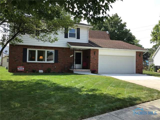 606 Glenmont Court, Maumee, OH 43537 (MLS #6075224) :: iLink Real Estate