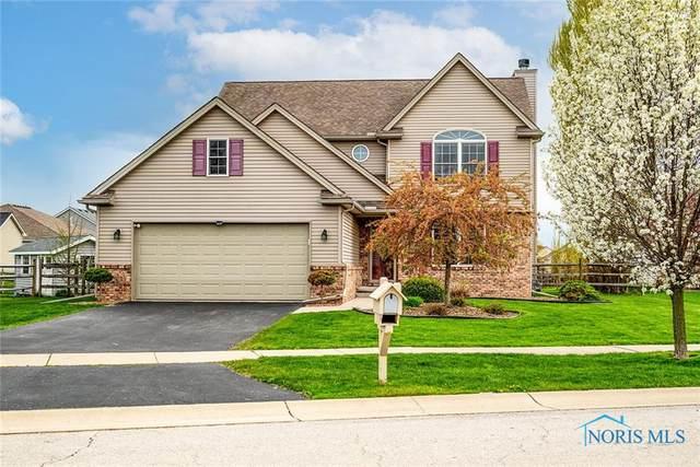 5054 Giverny Road, Oregon, OH 43616 (MLS #6075273) :: Key Realty
