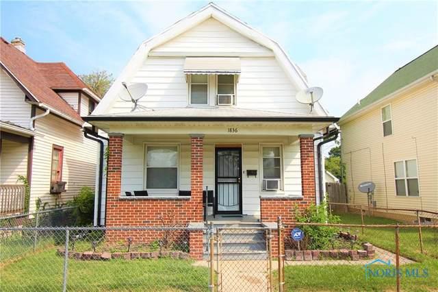1836 Fernwood Avenue, Toledo, OH 43607 (MLS #6075378) :: Key Realty