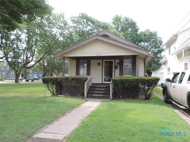 2247 Avondale Avenue, Toledo, OH 43607 (MLS #6075411) :: Key Realty