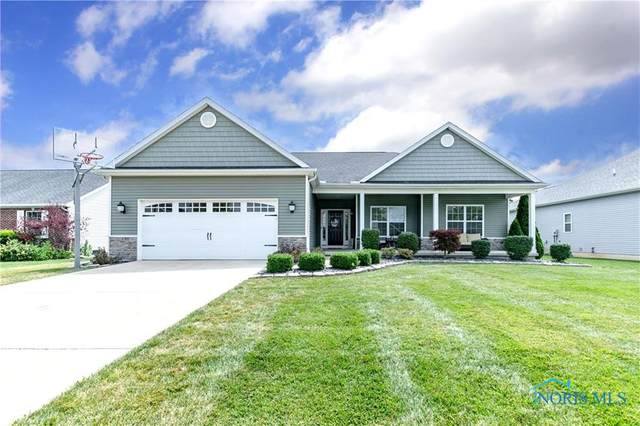 3712 Lily Drive, Oregon, OH 43616 (MLS #6075425) :: Key Realty