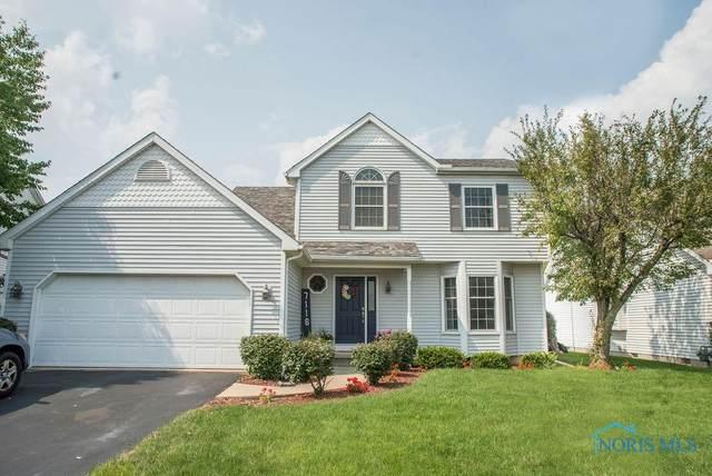 7116 Twin Lakes Road, Perrysburg, OH 43551 (MLS #6075492) :: Key Realty