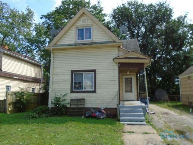 1803 Giant Street, Toledo, OH 43613 (MLS #6075503) :: Key Realty