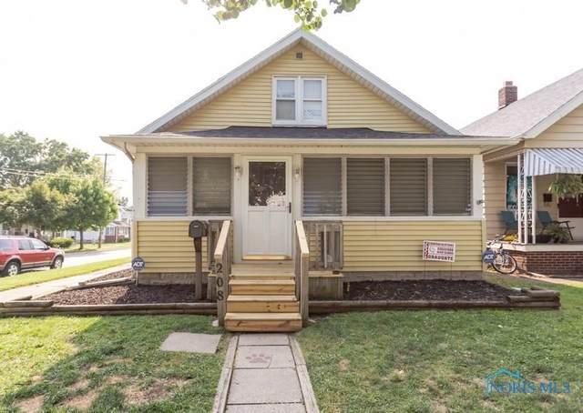208 Oak Street, Rossford, OH 43460 (MLS #6075521) :: Key Realty