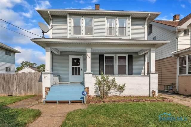 875 Kingston Avenue, Toledo, OH 43605 (MLS #6075532) :: Key Realty