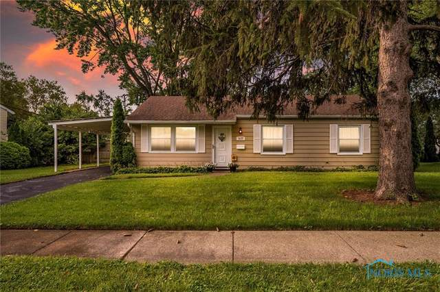 1435 Shepherd Drive, Maumee, OH 43537 (MLS #6075535) :: Key Realty