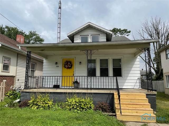 919 Wright Avenue, Toledo, OH 43609 (MLS #6075575) :: Key Realty