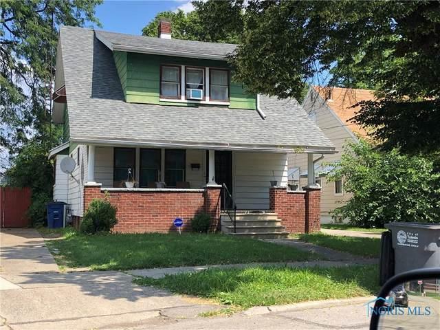 744 Dryden Drive, Toledo, OH 43612 (MLS #6075593) :: Key Realty