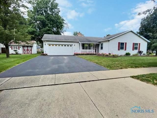 2425 Brownlee Drive, Toledo, OH 43615 (MLS #6075637) :: Key Realty