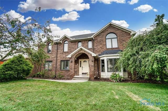 2576 Raintree Lane, Toledo, OH 43611 (MLS #6075653) :: Key Realty