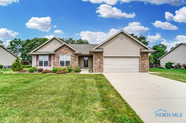 2412 Bluestone Drive, Findlay, OH 45840 (MLS #6075659) :: Key Realty
