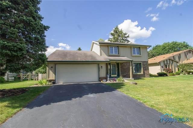 9673 Millcroft Road, Perrysburg, OH 43551 (MLS #6075663) :: Key Realty