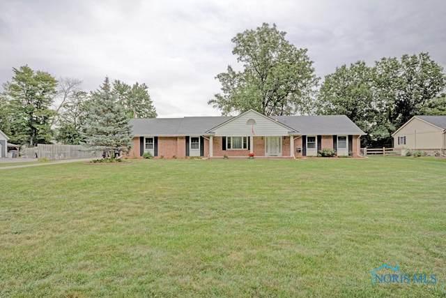4036 Eaglehurst Road, Sylvania, OH 43560 (MLS #6075722) :: Key Realty