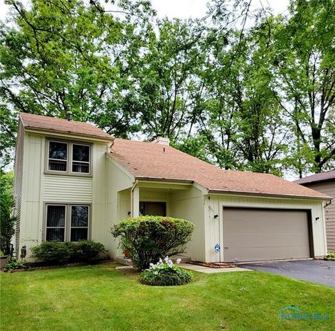 1015 Gloucester Drive, Toledo, OH 43615 (MLS #6075766) :: RE/MAX Masters