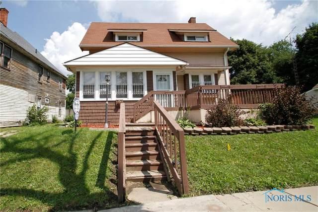 557 Viking Street, Toledo, OH 43605 (MLS #6075769) :: CCR, Realtors