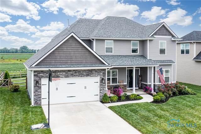 5625 Harris Hawk Lane, Sylvania, OH 43560 (MLS #6075779) :: Key Realty