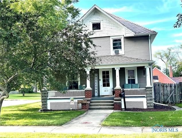 469 E Oak Street, Wauseon, OH 43567 (MLS #6075795) :: RE/MAX Masters