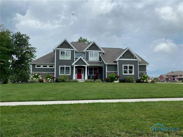 5840 Watermill Court, Monclova, OH 43542 (MLS #6075842) :: Key Realty