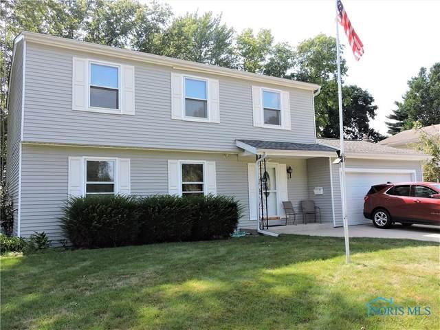 1742 Cherrylawn Drive, Toledo, OH 43614 (MLS #6075853) :: RE/MAX Masters