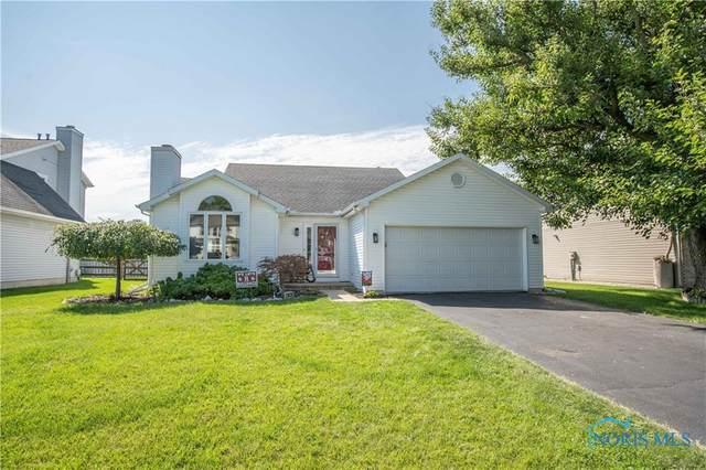 7431 Twin Lakes Road, Perrysburg, OH 43551 (MLS #6075867) :: Key Realty