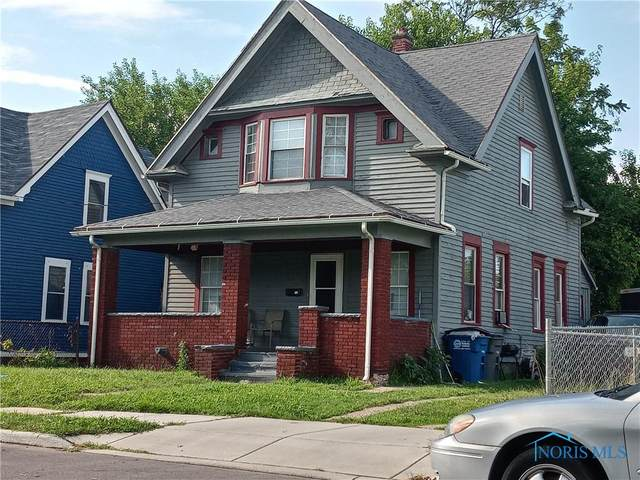 1072 Buckingham Street, Toledo, OH 43607 (MLS #6075922) :: Key Realty