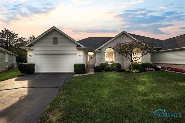 9359 Golf Creek Lane, Perrysburg, OH 43551 (MLS #6075932) :: Key Realty