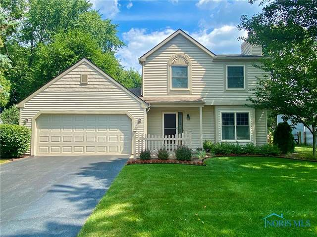 3850 Farmbrook Drive, Sylvania, OH 43560 (MLS #6075954) :: Key Realty